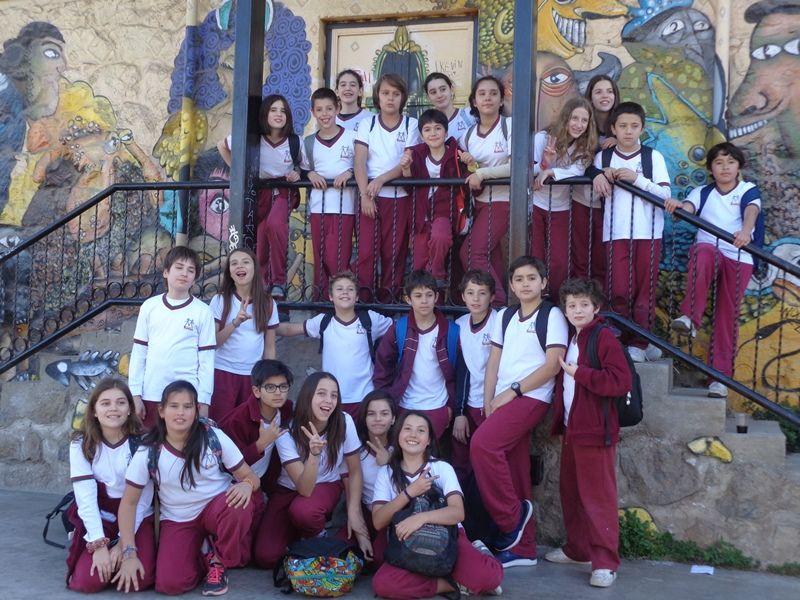 Un recorrido por Valparaíso