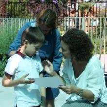 Reconocimiento a alumnos de Jardines y Primer ciclo