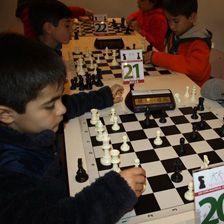 XIII Copa Madrigal Ajedrez