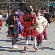 Fiestas Patrias en Madrigal