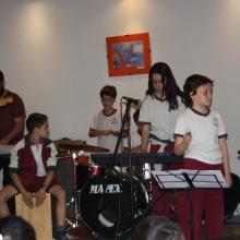 Madrigal celebra el día de la música