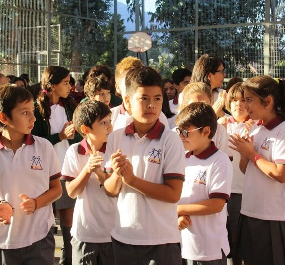 Inicio actividades escolares 2018