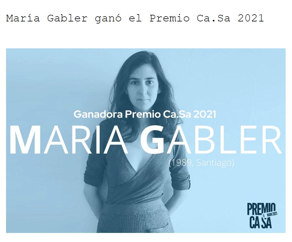 Premio Ca.Sa 2021